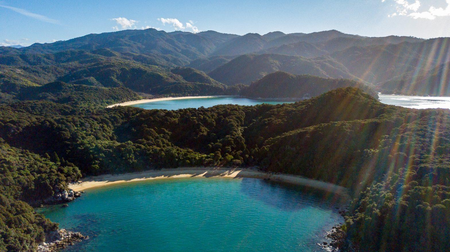 Abel Tasman Park Kayking
