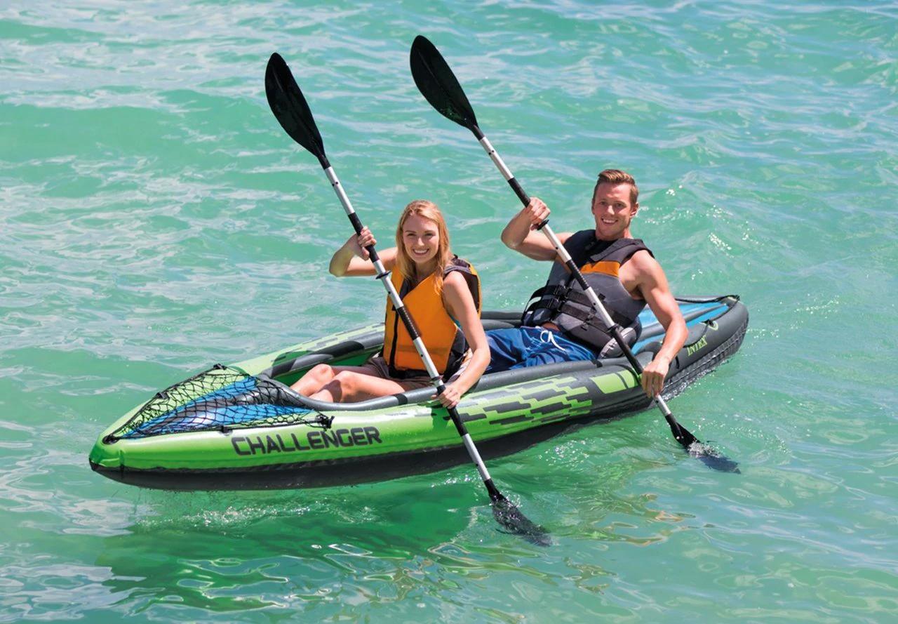Challenger K2 Inflatable kayak